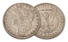 1903-P Morgan Silver Dollar XF