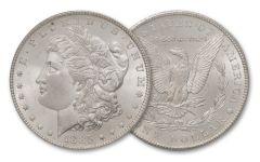1885-P Morgan Silver Dollar BU