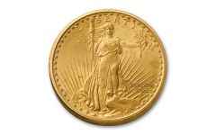 1907-1933 $20 Saint-Gaudens BU