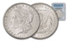1899-O Morgan Silver Dollar MS64