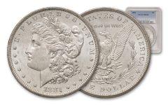 1881-P Morgan Silver Dollar PCGS MS63