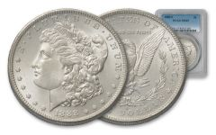 1888-S Morgan Silver Dollar PCGS MS65