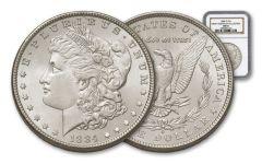 1884-O Morgan Silver Dollar NGC MS63 – Great Montana Collection