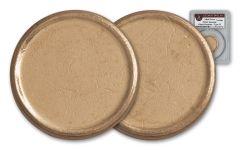 U.S. Mint Dollar Error Blank Planchet - Type II No Date