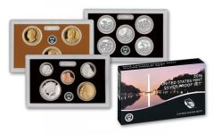 2016 U.S. Silver Proof Set
