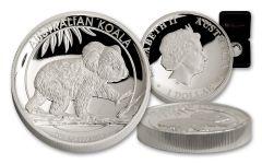 2016 1oz Silver Aus Koala High Relief Proof