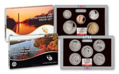 2017 United States Silver Proof Set NGC GEM FDI