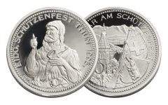1995 Switzerland Shooting Festival Thaler – Thun Gem Proof