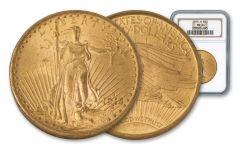 1908-1928 20 Dollar Saint Gaudens NGC/PCGS MS64