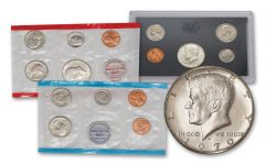 1970 United States Mint and Proof 2-piece Set