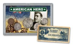 1945 American Hero Basilone 5-pc Collection