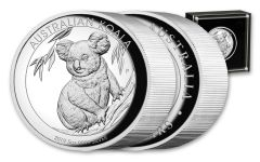 2019 Australia $8 5-oz Silver Koala High Relief Proof