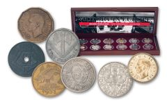Victory in Europe 12-Coin Collection