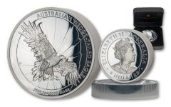 2019 Australia $8 5-oz Silver Wedge-Tailed Eagle High Relief Proof