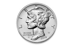 2019-W $25 1-oz Palladium American Eagle Reverse Proof