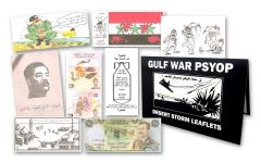 1990–1991 Gulf War Leaflets 8-pc Collection