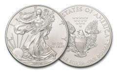 2020 $1 1-oz Silver Eagle BU