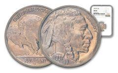 1937-D Buffalo Nickel NGC/PCGS MS66