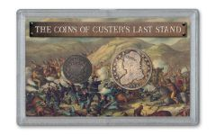 1807–1865 Battle of the Little Big Horn 2-pc Tribute Set