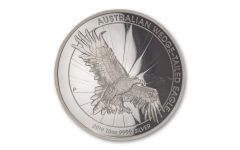 2019 Australia $10 10-oz Silver Wedge-Tailed Eagle High Relief Proof