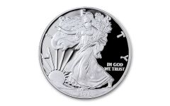 2020-W $1 1-oz American Silver Eagle Proof
