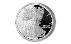 2020 5-oz Silver American Eagle Replica Medallion