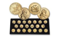 20PC 2000-2019 $1 SACAJAWEA COIN SET BU