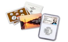 2020-W Jefferson Nickel NGC Gem Proof First Day of Issue w/2020 Proof Set