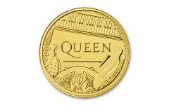 2020 Great Britain £100 1-oz Gold Legends of Music: Queen BU