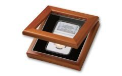 Box Wood Glass Top 1 Slab Universal