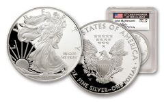 2013 1 Dollar 1-oz Silver Eagle PCGS PR69 Mercanti