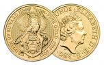2017 Great Britain 100 Pound Gold Queen's Beast The Griffin Uncirculated