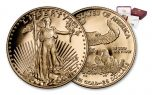 2018-W 25 Dollar 1/2-oz Gold Eagle Proof