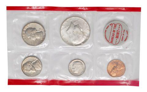 1968 mint coin set