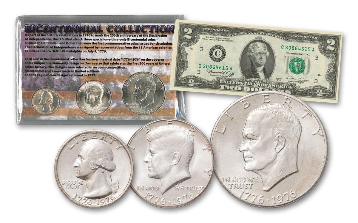 1776 To 1976 Quarter