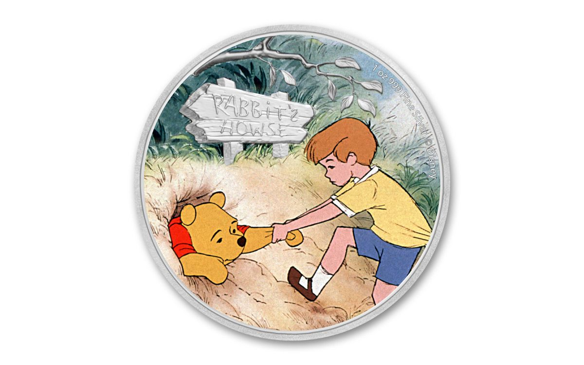 Winnie The Pooh Door Key Pooh Official Licensed Product