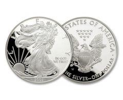 2003-W 1 Dollar 1-oz Silver Eagle Proof