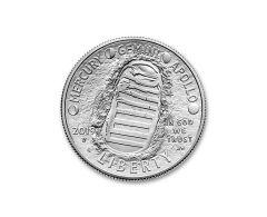 2019-S Apollo 11 50th Anniversary Clad Half Dollar BU