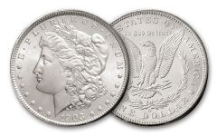 1888-O Morgan Silver Dollar BU