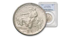 1925-P Silver Half Dollar Stone Mountain NGC/PCGS MS64