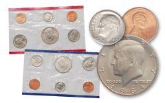 1984 United States Mint Set