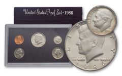 1986 United States Proof Set