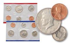 1989 United States Mint Set