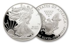 2013 1 Dollar 1-oz Silver Eagle Proof