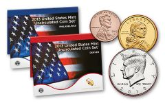 2013 United States Mint Set