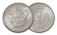 1902-O Morgan Silver Dollar BU