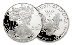 2003-W 1 Dollar 1-oz Silver Eagle Proof