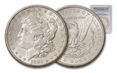 1881-S 1 Dollar Morgan PCGS/NGC-MS64