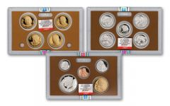 2015 U.S. Proof Set NGC Gem Proof First Day of Issue