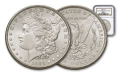 1884-O Morgan Silver Dollar NGC MS63 – Great Montana Collection